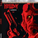 Hellboy (2004) on 4k Ultra HD Blu-ray
