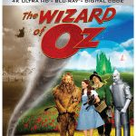 'The Wizard of Oz' upgraded to 4k Blu-ray Disc with HDR