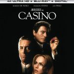 "Martin Scorsese's ""Casino"" Upgraded to 4k Ultra HD Blu-ray"