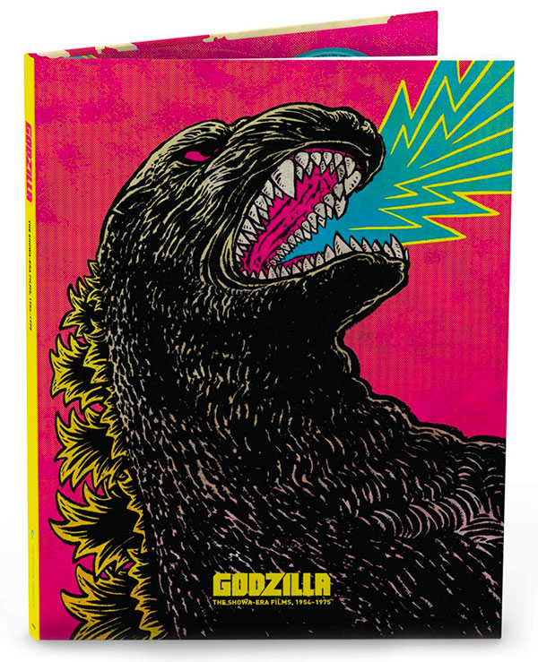 Godzilla Showa-Era Films Blu-ray