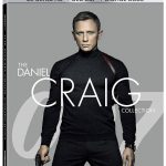 Save $30 on The Daniel Craig 'James Bond' Collection on 4k Blu-ray