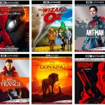 New 4k Blu-ray Discs Arriving In October, 2019