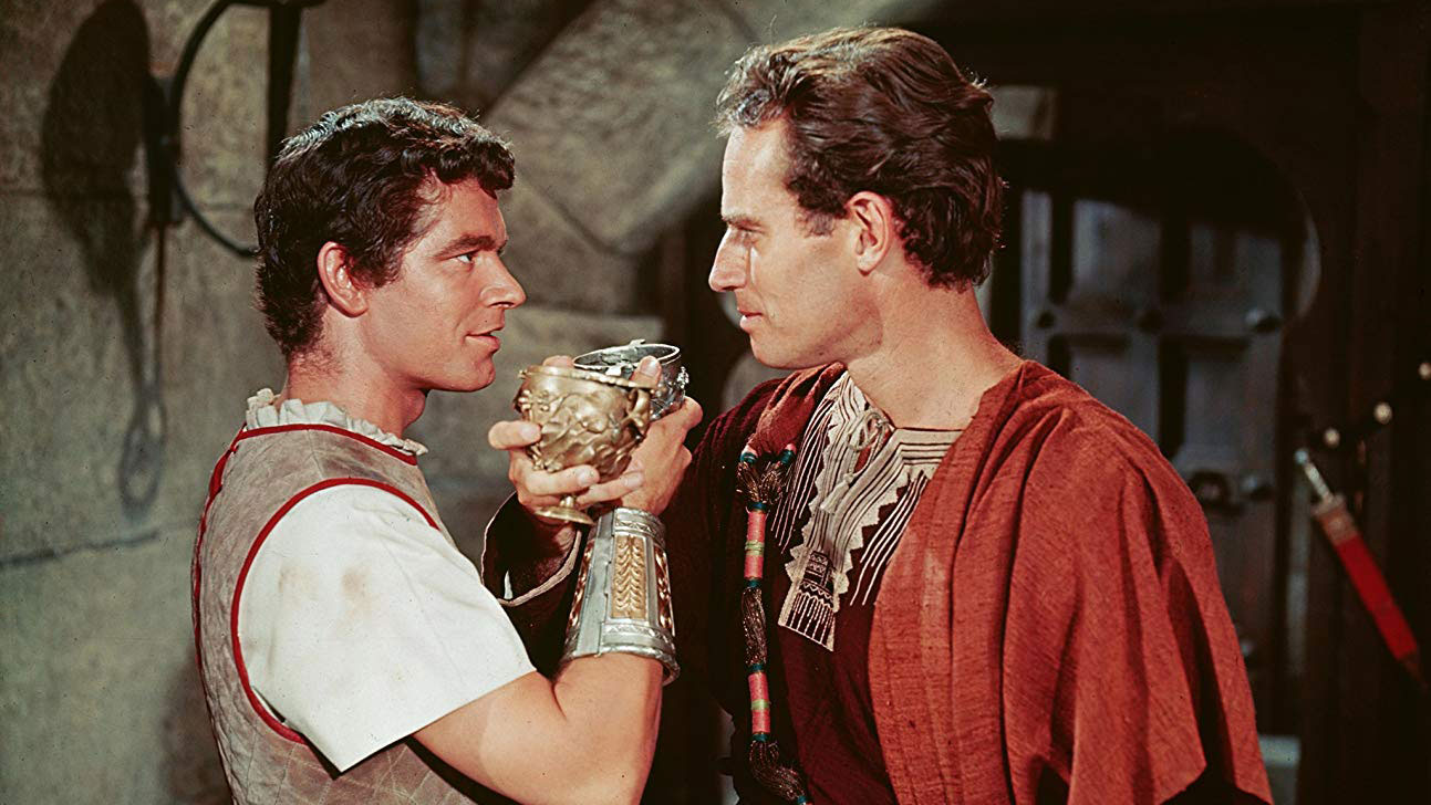 Ben-Hur Charlton Heston Stephen Boyd 1959 Warner Bros