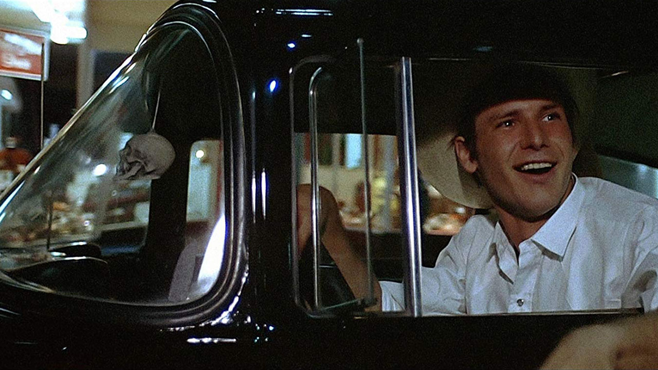 Harrison Ford American Graffiti 1973