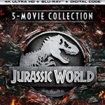 Why Buy the new Jurassic World 5-Movie Collection on 4k Blu-ray?