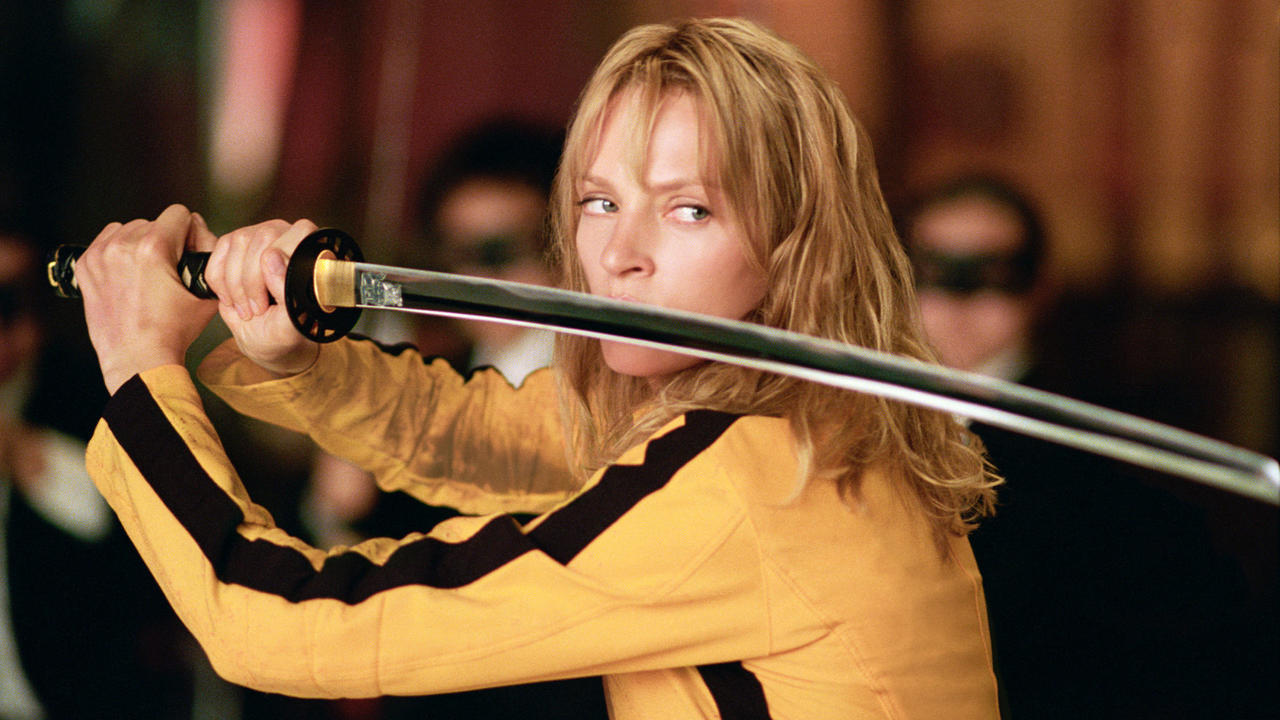 Kill Bill Vol 1 Uma Thurman still 1