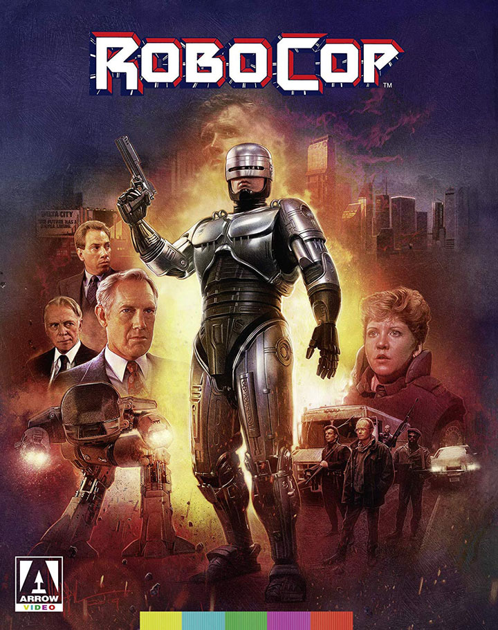 Robocop 2-disc limited edition