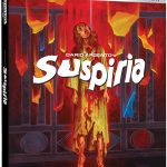 Suspiria (1977) 4k Ultra HD Blu-ray