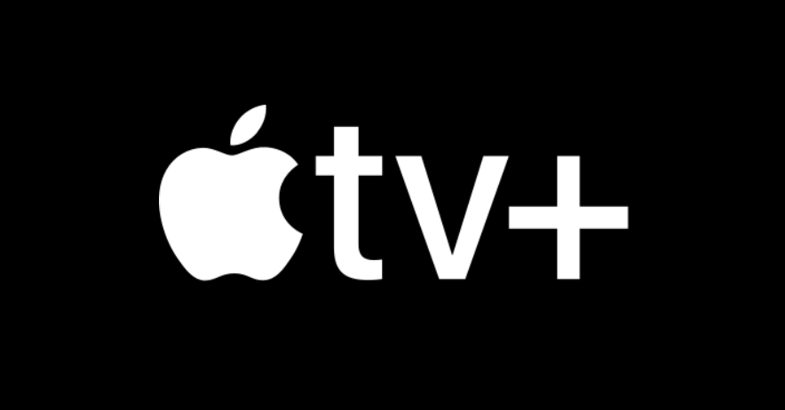 apple-tv-plus-logo-on-blk