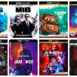 New 4k Blu-rays Releases Arriving in September, 2019