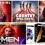 New on Blu-ray: X-Men: Dark Phoenix, Country Music, Batman 4-Film UHD Collection & more