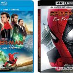 Spider-Man: Far From Home Blu-ray Release Date, Details, & Exclusives