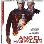 'Angel Has Fallen' releasing to 4k Blu-ray, Blu-ray, & Digital