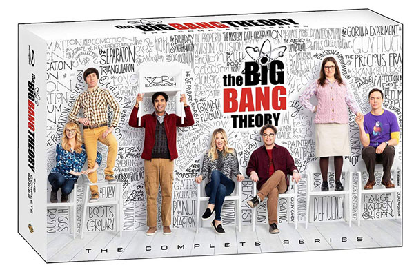 The Big Bang Theory Complete Series Limited Edition