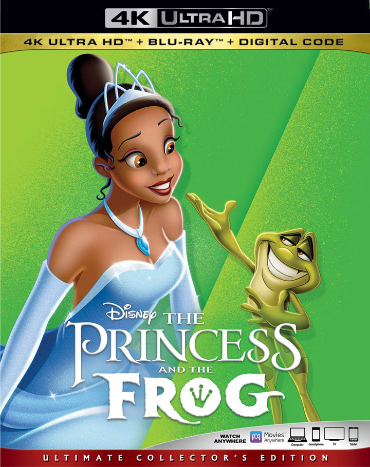 The-Princess-and-the-Frog-4k-Blu-ray