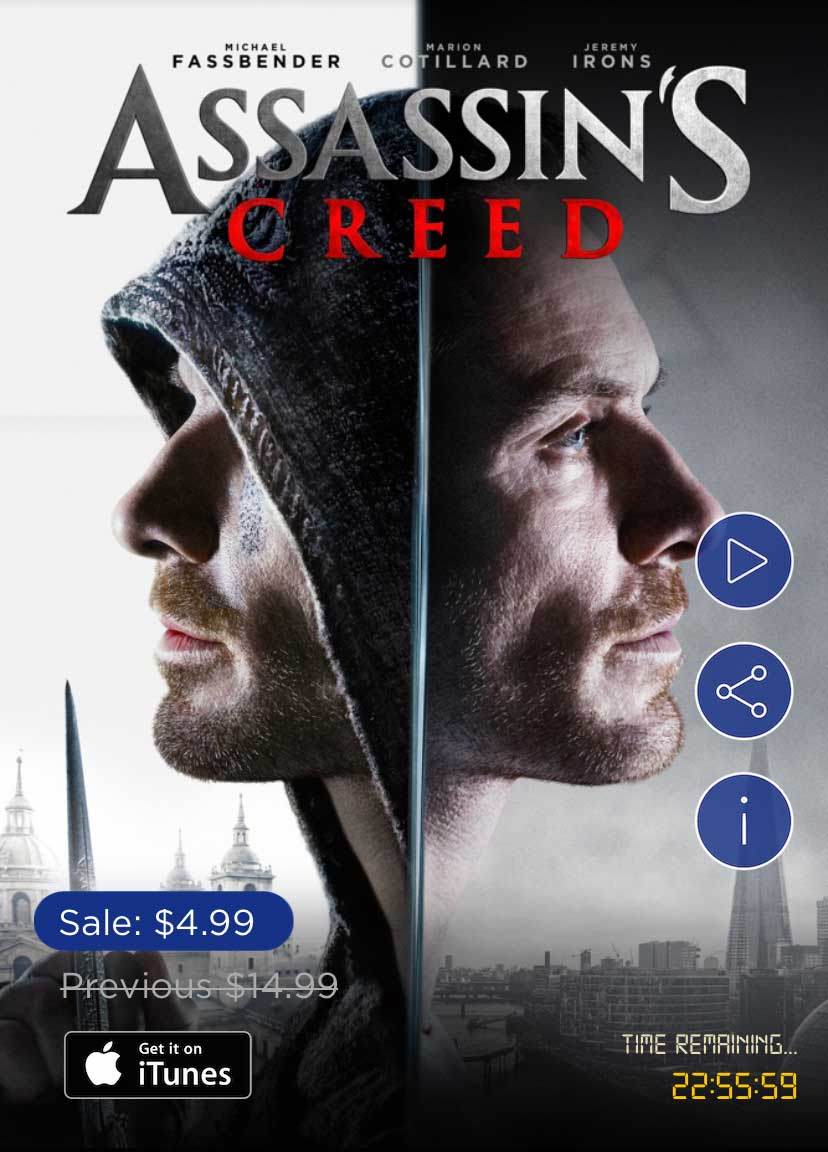 assassins-creed-fox-itunes-sale