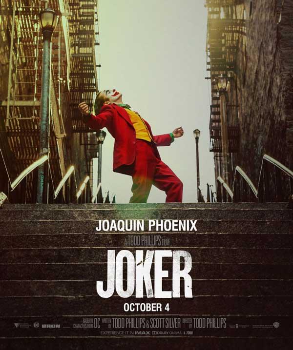 Joker Blu-ray Pre-order