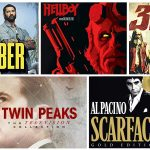 New Releases Include Hobbs & Shaw, Stuber, Scarface 4k, & more!
