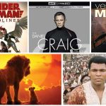 New on Blu-ray & Digital: The Lion King, James Bond 4k Blu-ray, Wonder Woman: Bloodlines & more