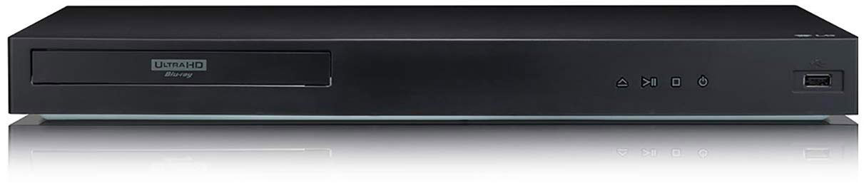 LG UBK80 4K Ultra-HD Blu-ray Player with HDR (2018)
