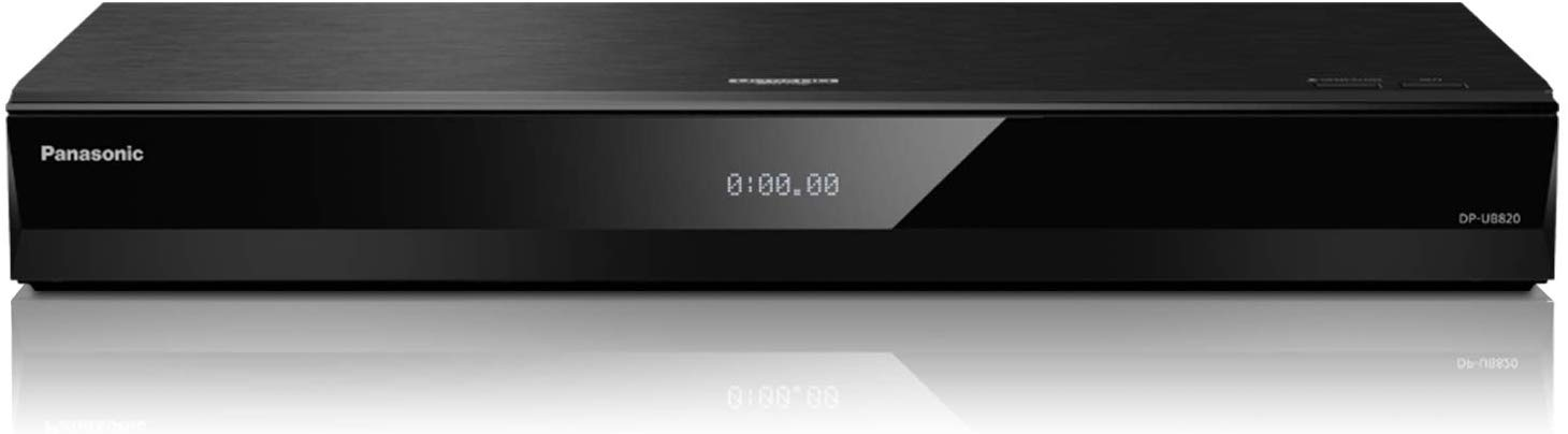 Panasonic DP-UB820 4k Ultra HD Blu-ray Player (2019)