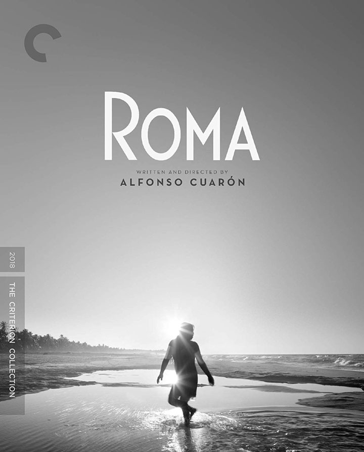 Roma Blu-ray Criterion Collection