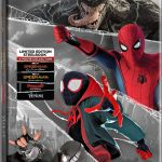 Sony to release Spider-Man 4-Movie Limited Edition SteelBook