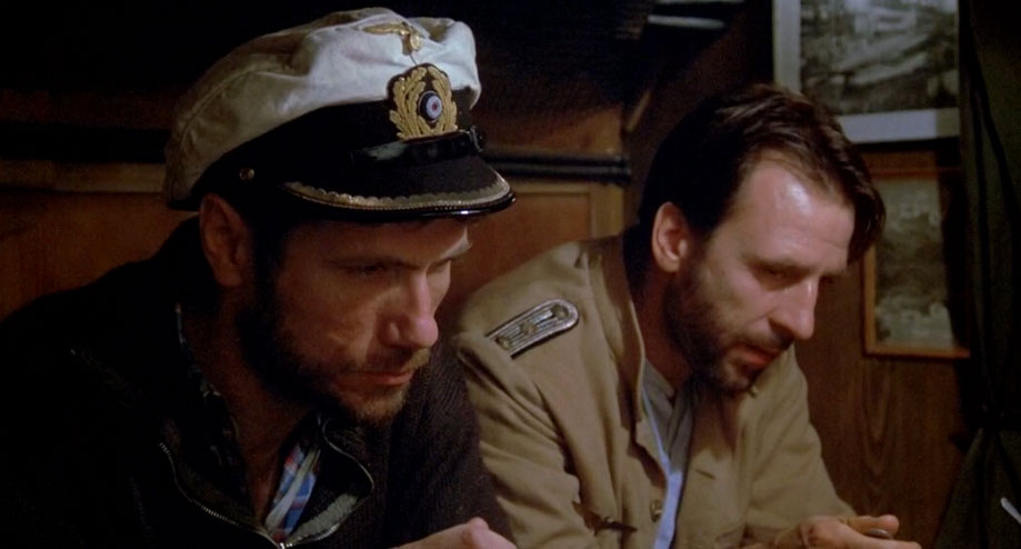 Das Boot (1981) directed by Wolfgang Petersen