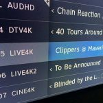 DIRECTV airing Clippers vs. Mavs game live in 4k HDR