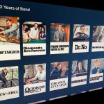 Most of the James Bond movies are free on Vudu