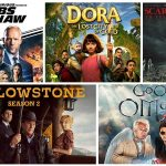 New Movie & TV Releases: Hobbs & Shaw, Yellowstone S2, Good Omens & more