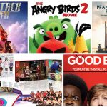 New Releases: Star Trek: Discovery S2, The Angry Birds Movie 2, The Big Bang Theory Season 12 & more!