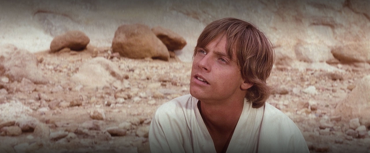 Star Wars: Episode IV - A New Hope on 4k Blu-ray