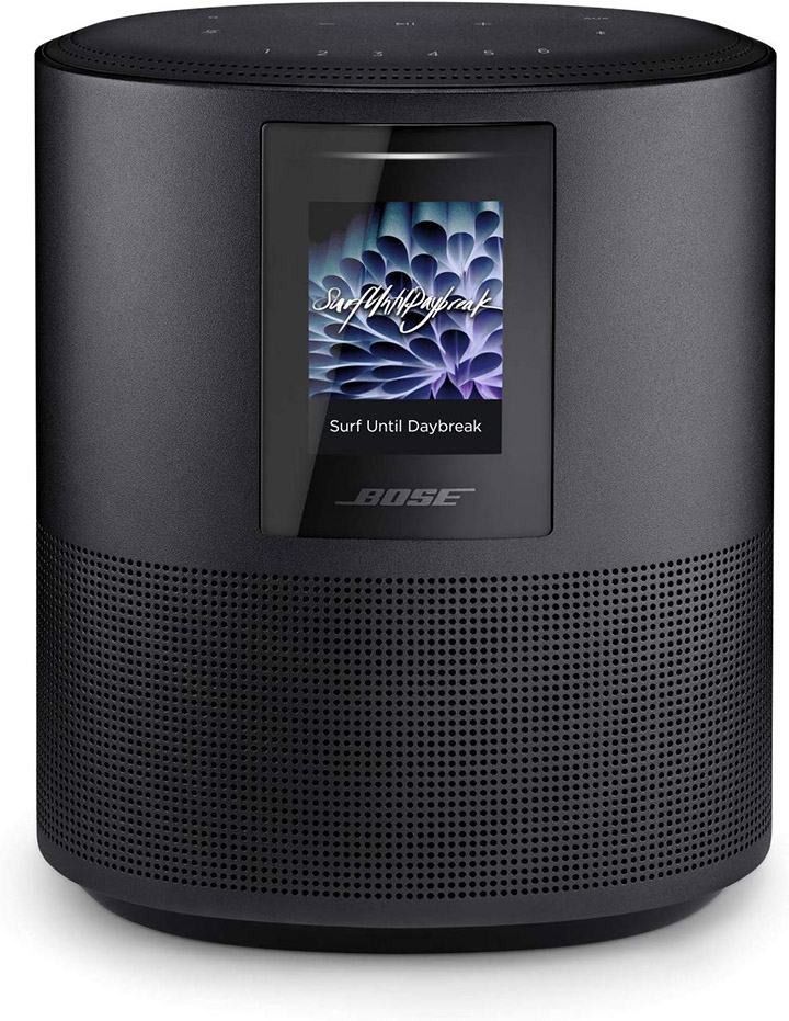 Bose Home Speaker 500 with Alexa voice control built-in Black