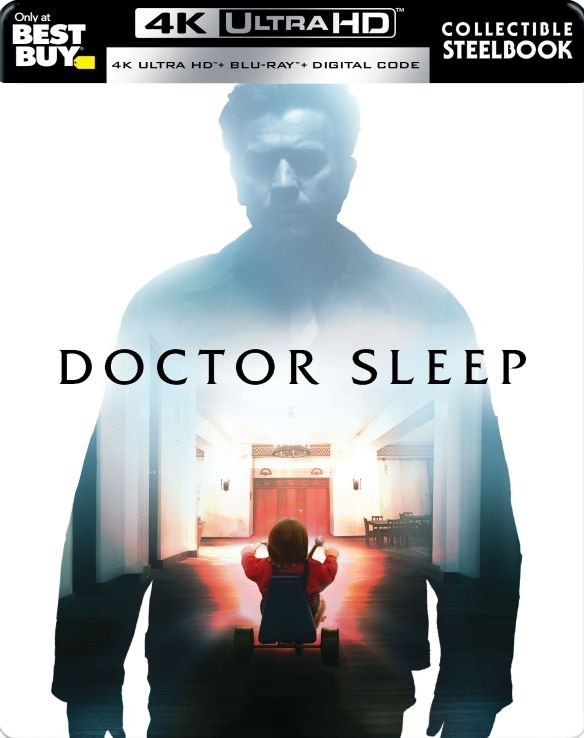 Doctor Sleep 4k Blu-ray SteelBook