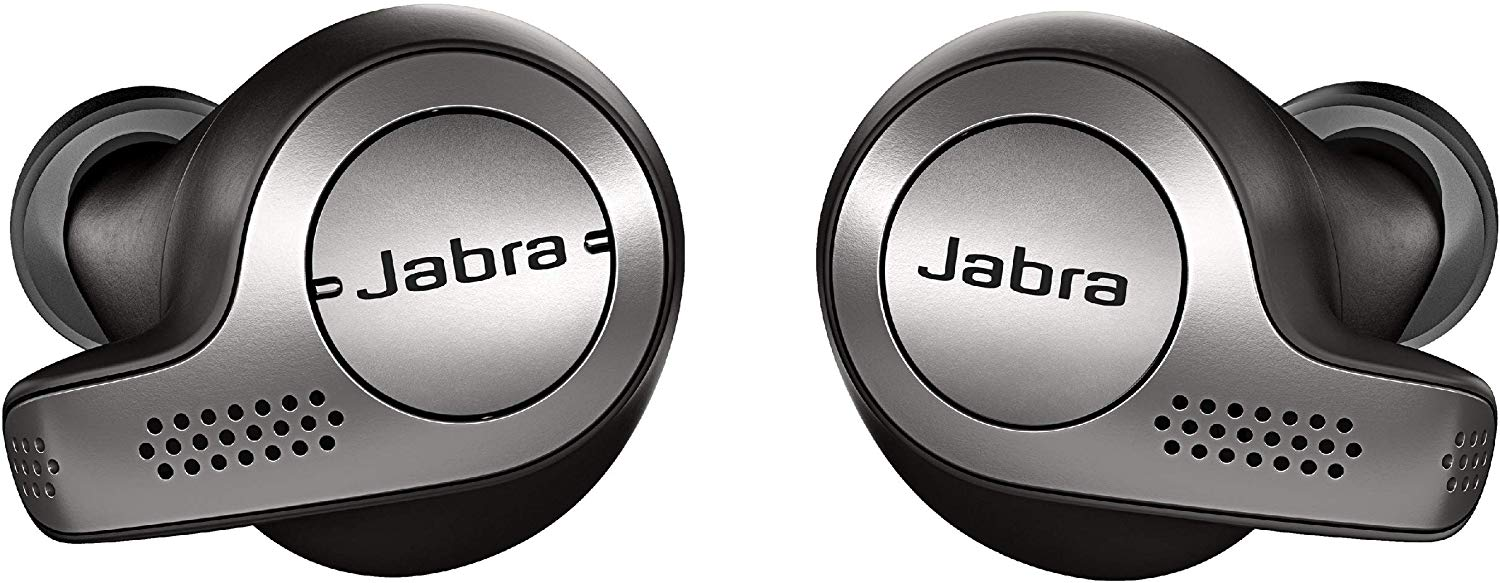 Jabra Elite 65t Earbuds – Alexa Enabled, True Wireless Earbuds