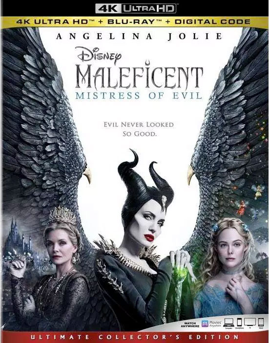Maleficent--Mistress-of-Evil-4k-Blu-ray-combo-2