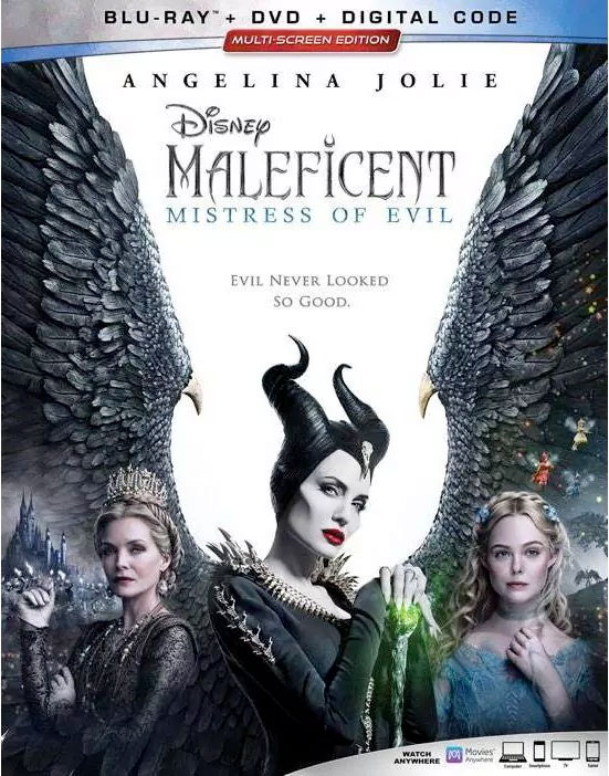 Maleficent--Mistress-of-Evil-Blu-ray-DVD-combo-2