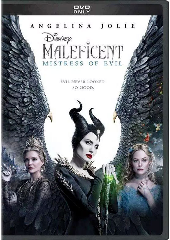 Maleficent--Mistress-of-Evil-DVD