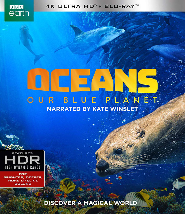 BBC Earth Oceans: Our Blue Planet (2018)