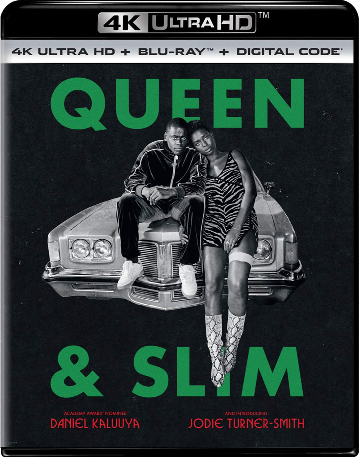 Queen & Slim 4k Blu-ray
