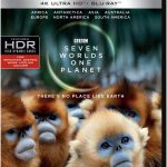 'Seven Worlds, One Planet' nature documentary dated for 4k Blu-ray & DVD