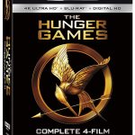 The Hunger Games: Complete 4-Film Collection already Sold Out
