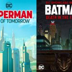 DC Slates 4 Animated Blu-ray & 4k Blu-ray Releases