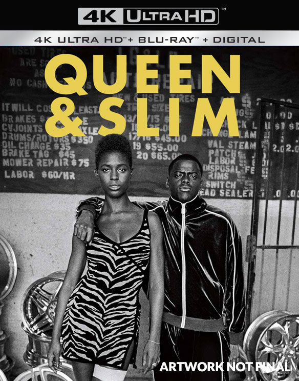 Comcast Internet Deals >> 'Queen & Slim' up for pre-order on Digital, Blu-ray, 4k Blu-ray, & DVD – HD Report