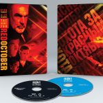 'The Hunt for Red October' 30th Anniversary celebrated with 4k Blu-ray SteelBook Edition