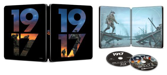 1917 Best Buy SteelBook