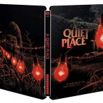 'A Quiet Place' reissued to 4k Blu-ray SteelBook Edition