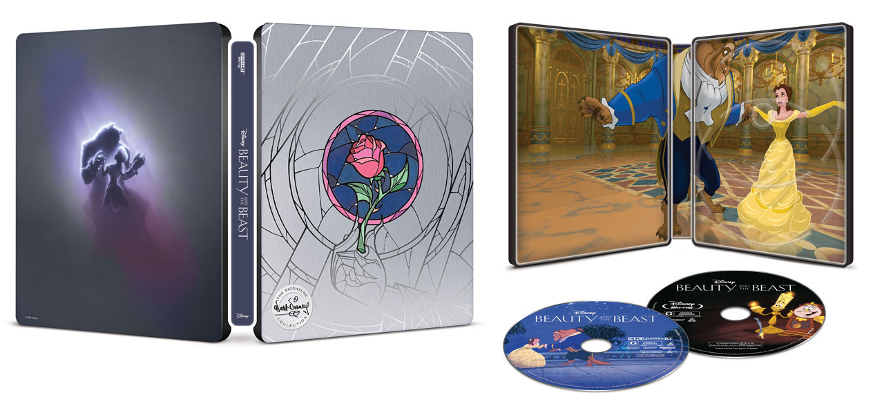 Beauty-and-the-Beast-1991-4k-SteelBook