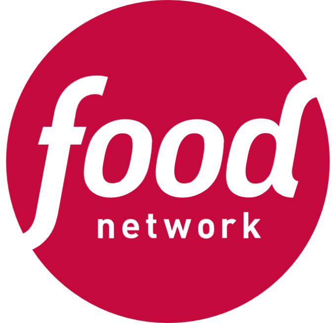 Food Network Logo transparent